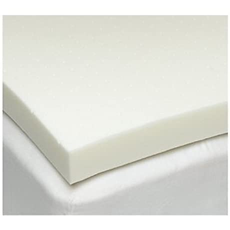Cal King 4 Inch ISoCore 5 0 Memory Foam Mattress Topper With Zippered Cover Included