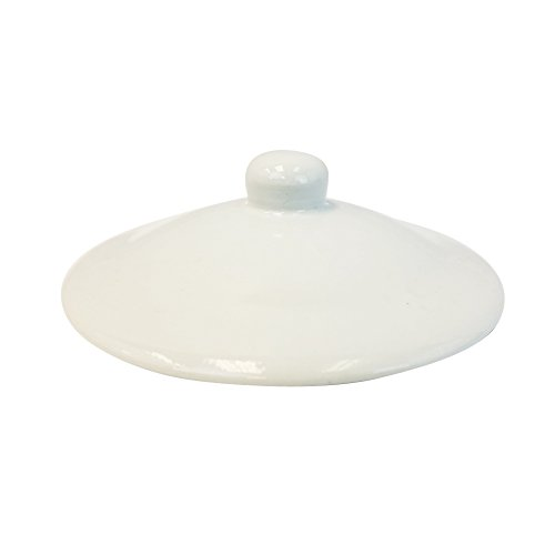 Ceramic Water Crock Lid - White