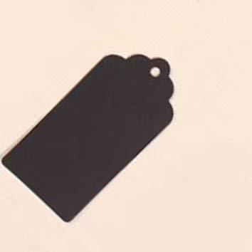 100 5cm Rustikal Kleine Blume Braun Kraft Geschenk PapierTags Labels zum Hochzeit Party Etikett Selbstgestalten Preisetiketten Preisschild Schilder KofferDIY Deko 100 St/ück 10