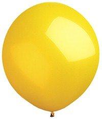 Giant 60 Inch Yellow Latex Balloon