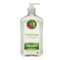 Earth Friendly Products Hand Soap Refill, Lemongrass, 32 fz (pack of 6 )