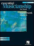 Texas Essential Musicianship Masterwork Studies - Clarinet, Jack Saunders Paula Crider, 0634076620