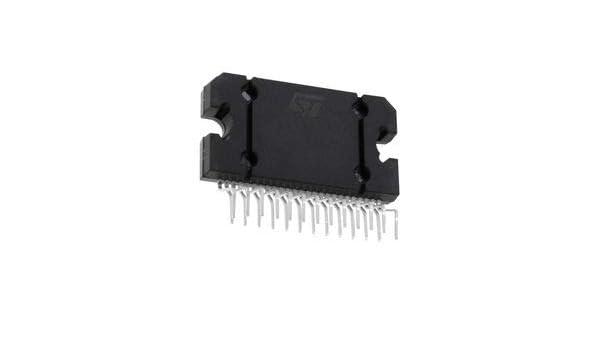 FLEXIWATT 1X STMICROELECTRONICS TDA7564B AUDIO AMPLIFIER TYPE AB 28W