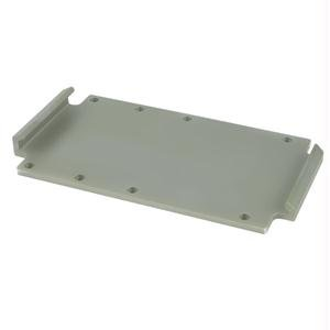 Attwood 8M4000975 Quick-Release Wireless Motor Mounting Plate Kit, Grey Finish