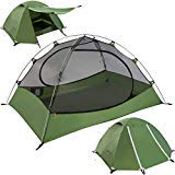 Clostnature Lightweight 2-Person Backpacking Tent - 3 Season...