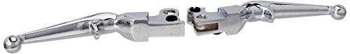Kuryakyn 1021 Plain Trigger Lever Set