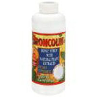 Broncolin Honey Syrup w / Natural Plant Extracts 11.4OZ (Pack of 18)