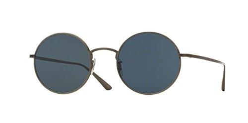 Oliver Peoples - After Midnight 1197ST - Sunglasses (PEWTER, - Online Glasses Oliver Peoples