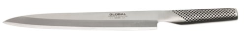 Global G-11L - 10 inch, 25cm Left-Handed Yanagi Sashimi Knife by Global