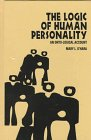 The Logic of Human Personality : An Ontological Account, O'Hara, Mary L., 0391040227