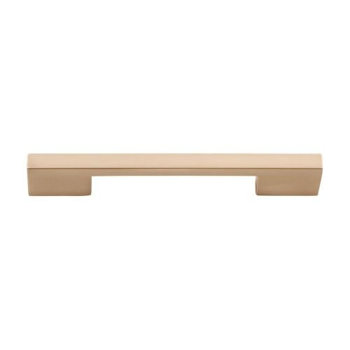 Atlas Homewares A867-CM Successi Collection 5-1/16 Inch Thin Square Pull, Champagne