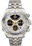 Citizen Signature MenÕs Flyback Chronograph Eco-Drive Watch - AV1004-56A