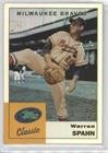 Warren Spahn (Baseball Card) 2002 eTopps Classic - [Base] #ETC4