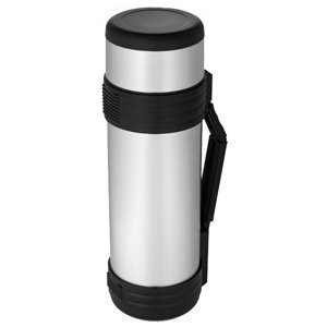 Thermos Nissan™ Vacuum Insulated Beverage Bottle - 61 oz. - Stainless Steel (Nissan Beverage Container compare prices)