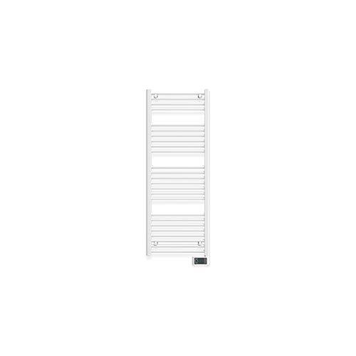 NOIROT con toallero de Fluido caloporteur Oléron 2–500W–L: 50cm–Blanco