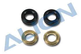Yoton Accessories Align trex Damper Rubber 80 Degree H50022 Trex 500 Spare Parts with Tracking