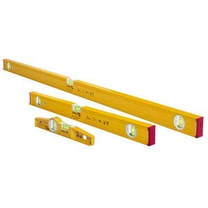 (STABILA 29824 Type 80 AS-2 Spirit Levels Pro Set 24