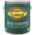 (Cabot 8047 Spar Varnish - Semi-Gloss, Quart)