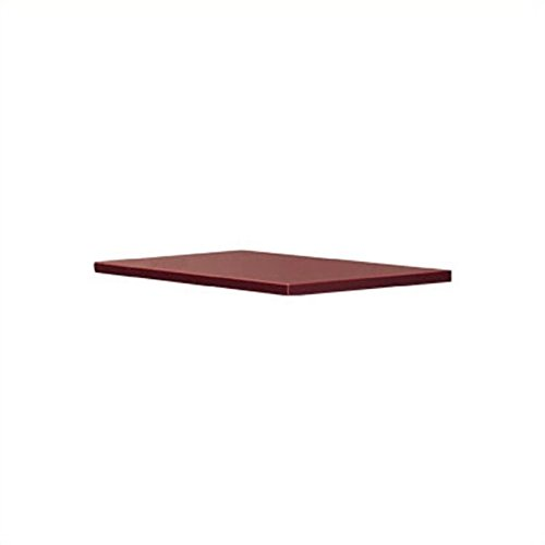 Offices to Go Pedestal Top for SL22BBF and SL22FF-American Mahogany - American Mahogany