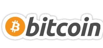 2pcs - Bitcoin - Symbol 4inch Cryptocurrency Digital Decal Sticker for Use On Laptop, Helmet, Car, Truck, Motorcycle, Windows, Bumper, and Wall/Door Decal