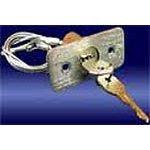 Clopay - Key Release Lock P250