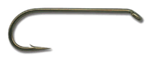 Streamer Hook, 9671, 2XH, 3XL, Forged, Down Eye - Bronze