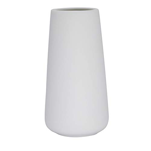 - SZX White Ceramic Vases Minimalist Style Decoration for Home Office, Ideal Gifts for Friends & Family