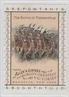 The Battle of Thermopylae (Baseball Card) 2008 Topps Allen & Ginter's - The World's Greatest Victories #WGV 16