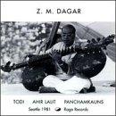 Z.M. Dagar - Rudra Vina Live: Seattle 1981