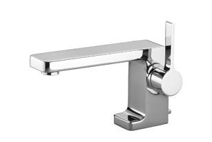 - Dornbracht 33500710-000010 Lulu Single Lever Lavatory Mixer In Polis
