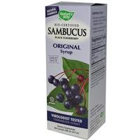 Nature Way sureau noir Sambucus Sirop d'origine, 8 onces