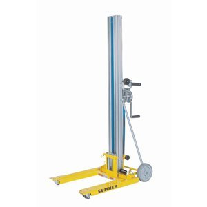 Sumner 784310 Lil' Hoister 2210 Lift, 10' Maximum Height, 300 lb. Lifting Capacity from Sumner Manufacturing