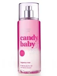 Victoria's Secret Beauty Rush CANDY BABY Fragrance Mist 8.4 FL -