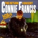 Return Concert: Live at Trump's Castle by Francis, Connie