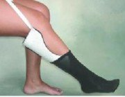 Mabis Sock aid w-terry w-nylon. Sock and Stocking Aid