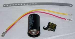 [해외]Coleman 에어 컨디셔너 8333A9021 용 시작 장치 패키지/Start Device Package for Coleman Air Conditioners 8333A9021