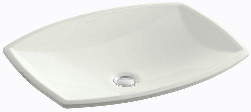 KOHLER K-2382-NY Kelston Undercounter Bathroom Sink, (Collection Undercounter Bathroom Sink)