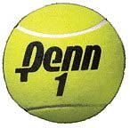 Penn Jumbo Tennis Ball 9″ (Basketball Size)
