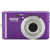 Vivitar 16.1MP Digital Camera - Turquoise (VS325)