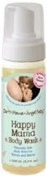 Earth Mama Angel Baby, Happy Body Wash Mama, 160ml, 5,3 onces