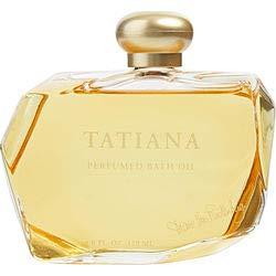 Diane Von Furstenberg Bath Oil - TATIANA by Diane von Furstenberg Bath Oil 4 oz for Women - 100% Authentic