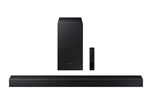Samsung HW-T450 2.1ch Soundbar with Dolby Audio (2020) (Renewed)