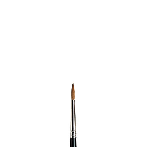 Round #00 Winsor /&Amp; Newton Series 7 Kolinsky Sable Watercolor Brush
