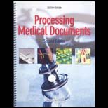 Processing Medical Documents W/Std Tut CD, Poland, 0077316649