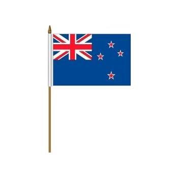 Amazoncom New Zealand NZ Small X Inch Mini Country Stick - New zealand flags