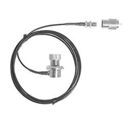 C101 Antenna mount cable assembly, UHF, 6ft