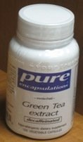 Pure Encapsulations - Green Tea Extract