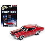 - Auto World New 1:64 Johnny Lightning Muscle Cars USA Collection - Jack Reacher 1970 Chevrolet Chevelle SS Diecast Model Car