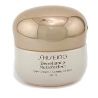 SHISEIDO by Shiseido Benefiance NutriPerfect Day Cream SPF15--1.7oz
