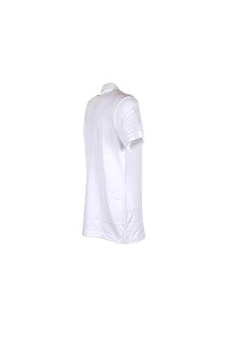 Polo Uomo Brooksfield 56 Bianco 201g.b003 Primavera Estate 2017